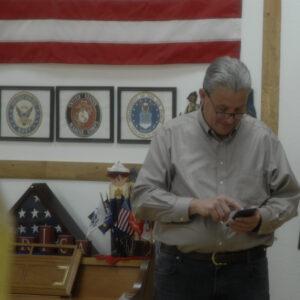 Commissioner Couzzins